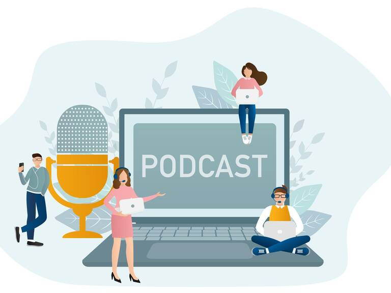 How to Create a Podcast Website