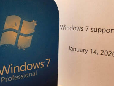 What Does the End of Support for Windows 7 Mean for Windows Hosting?