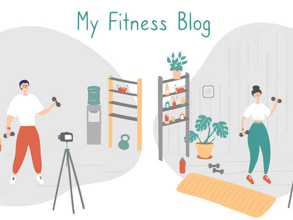 How to Start a Fitness Blog and Make Money